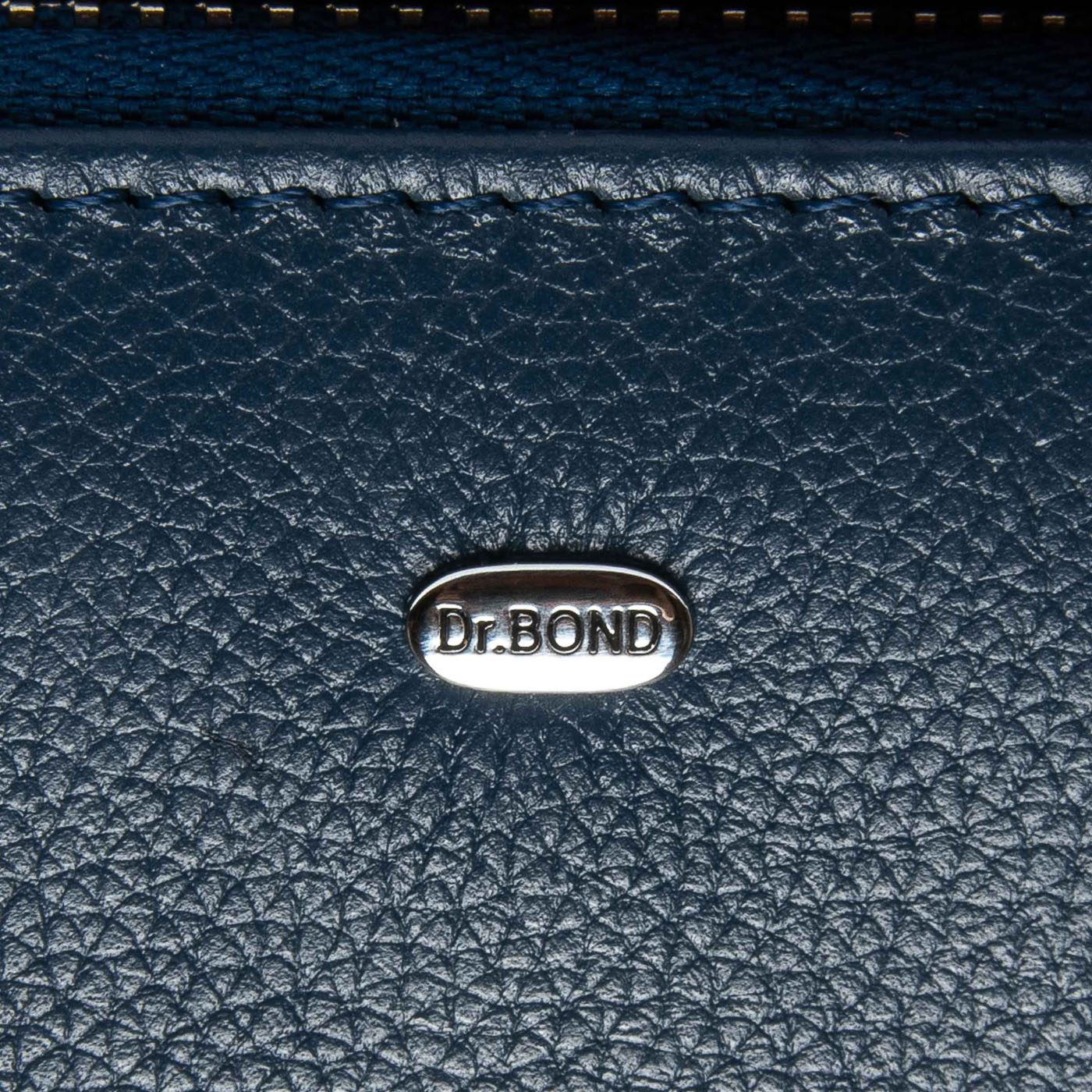 Кошелек Classic кожа DR. BOND WS-8 blue - фото 3