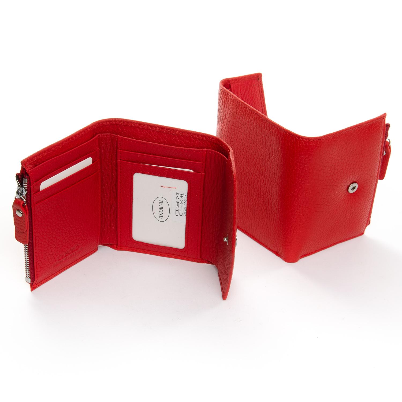 Кошелек Classic кожа DR. BOND WS-3 red - фото 4