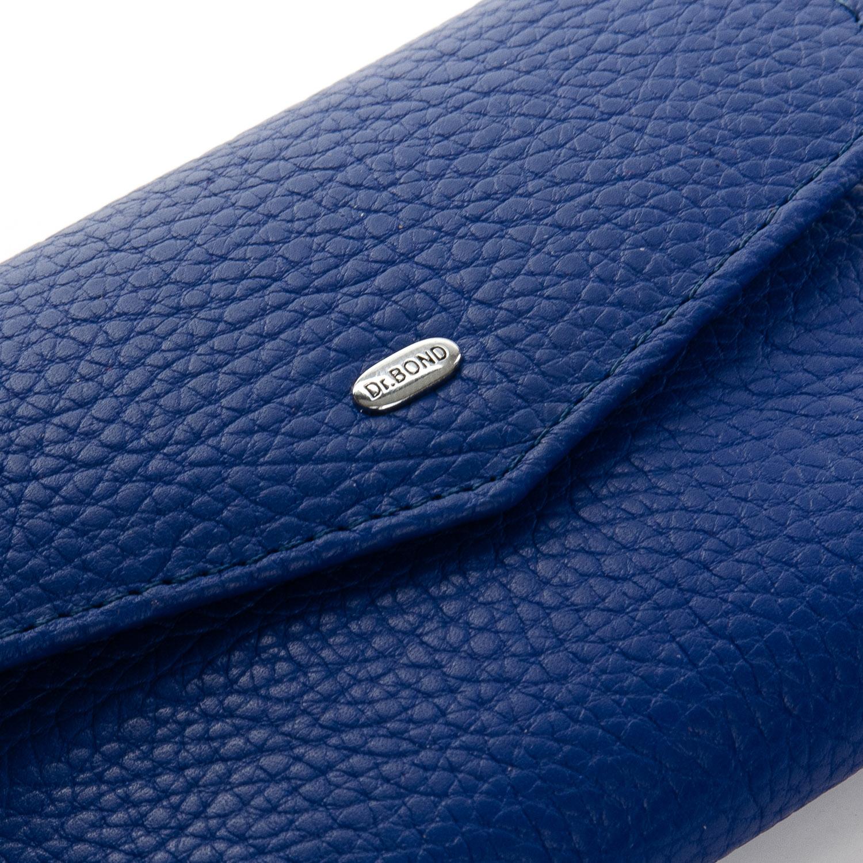 Кошелек Classic кожа DR. BOND WS-3 light-blue - фото 3