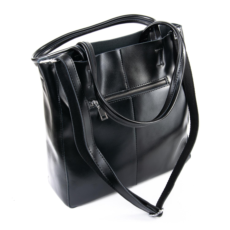 Сумка Женская Классическая кожа ALEX RAI 09-3 8773 black