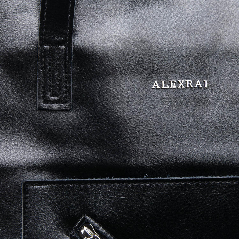 Сумка Женская Классическая кожа ALEX RAI 09-3 9926 black