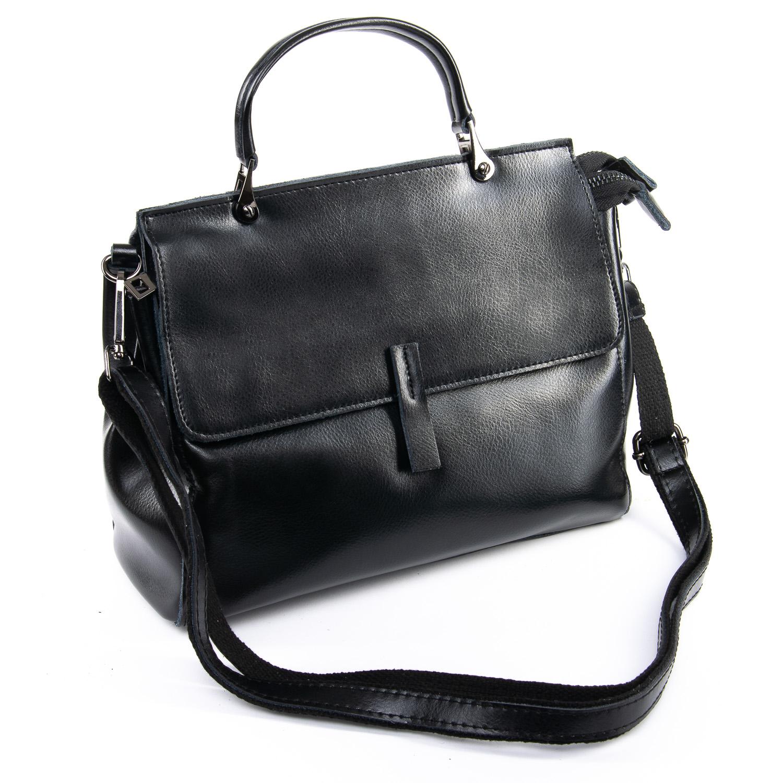 Сумка Женская Классическая кожа ALEX RAI 09-3 9927 black