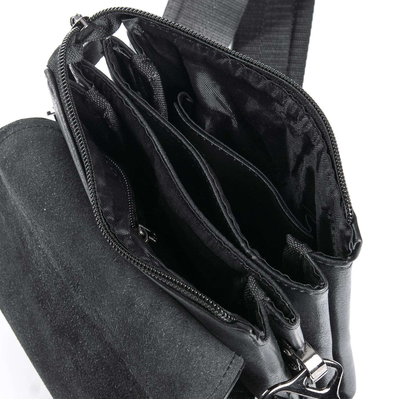 Сумка Мужская Планшет иск-кожа DR. BOND GL 213-0 black - фото 5