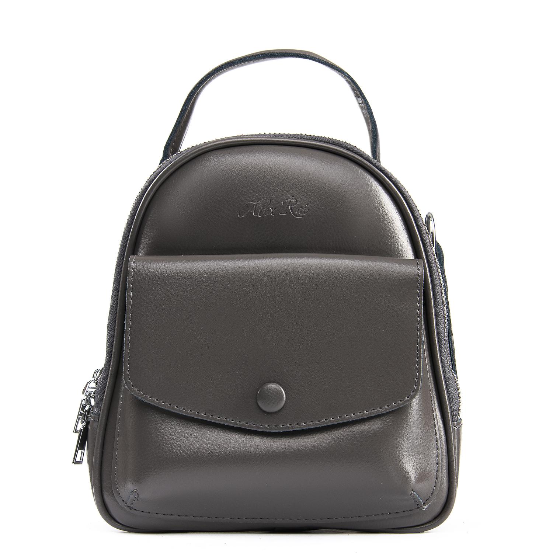 Сумка Женская Классическая кожа ALEX RAI 09-2 2229-220 grey
