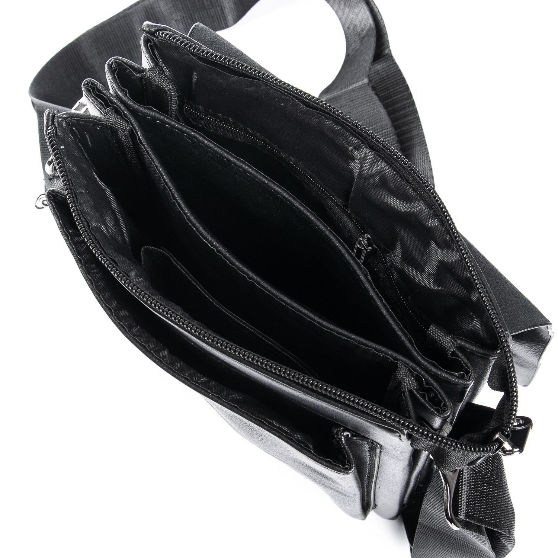 Сумка Мужская Планшет иск-кожа DR. BOND GL 314-2 black - фото 5
