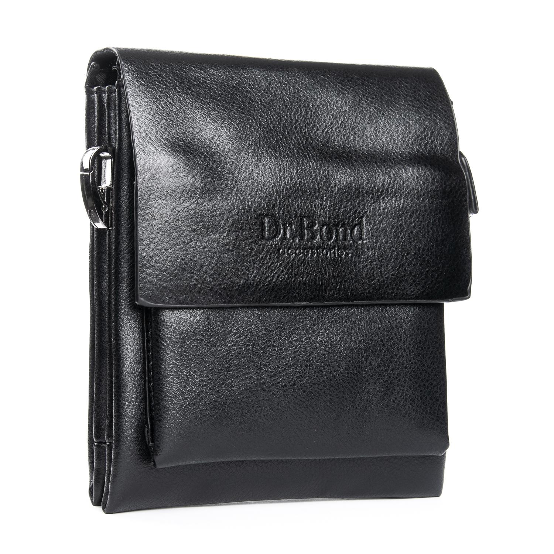 Сумка Мужская Планшет иск-кожа DR. BOND GL 314-0 black