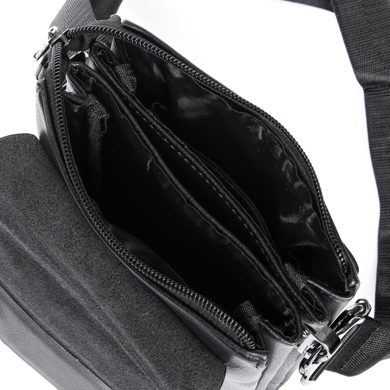 Сумка Мужская Планшет иск-кожа DR. BOND GL 314-0 black - фото 5