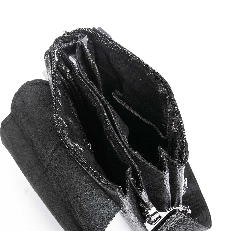 Сумка Мужская Планшет иск-кожа DR. BOND GL 213-1 black - фото 5
