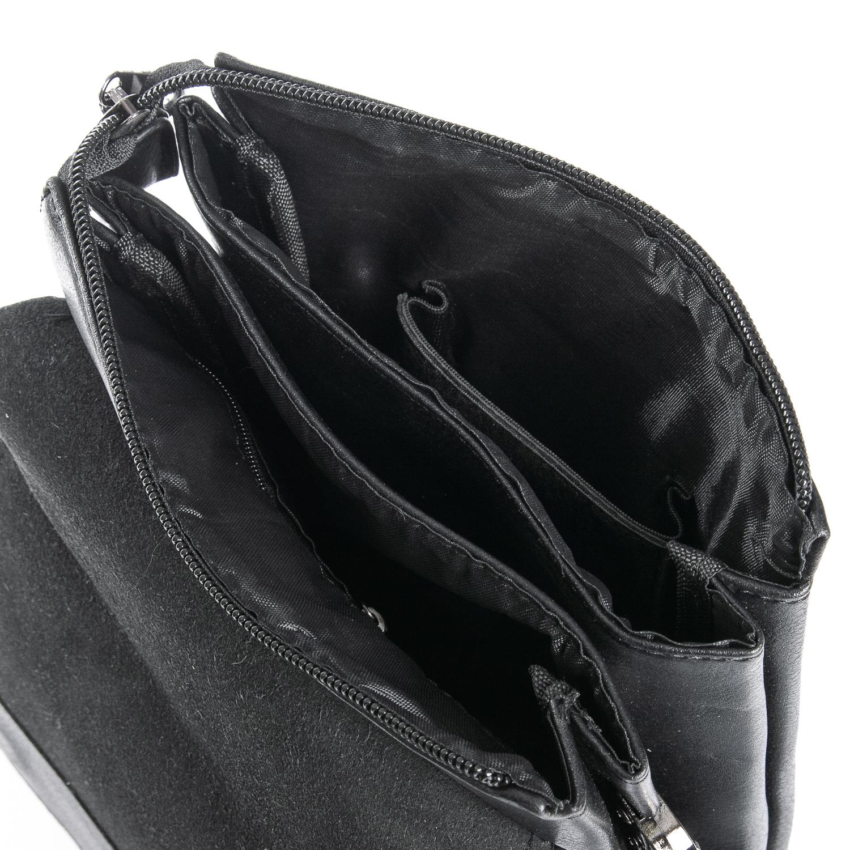 Сумка Мужская Планшет иск-кожа DR. BOND GL 213-2 black - фото 5