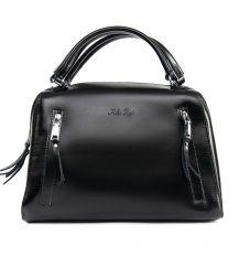 Сумка Женская Классическая кожа ALEX RAI 09-2 8763 black