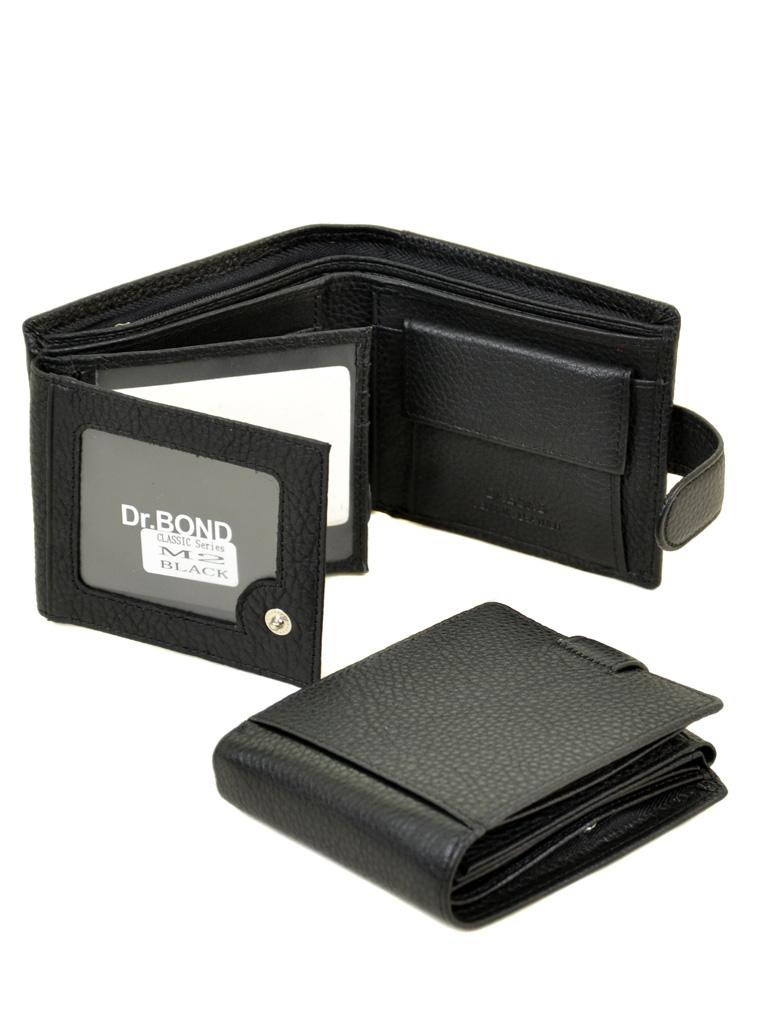 Кошелек Classic кожа DR. BOND RFID M2-1 black - фото 4