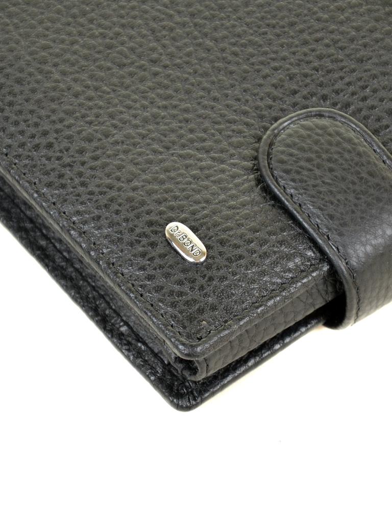 Кошелек Classic кожа DR. BOND RFID M2-1 black - фото 3