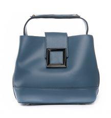 Сумка Женская Классическая кожа ALEX RAI 010-1 9924-206 blue