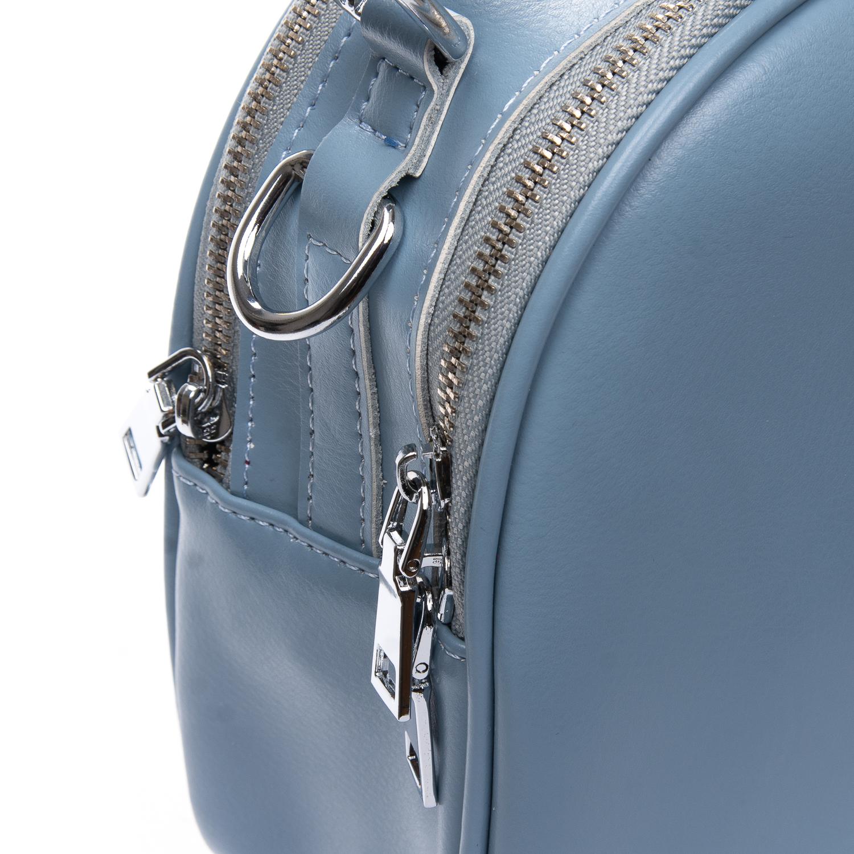 Сумка Женская Клатч кожа ALEX RAI 010-1 339 blue - фото 3