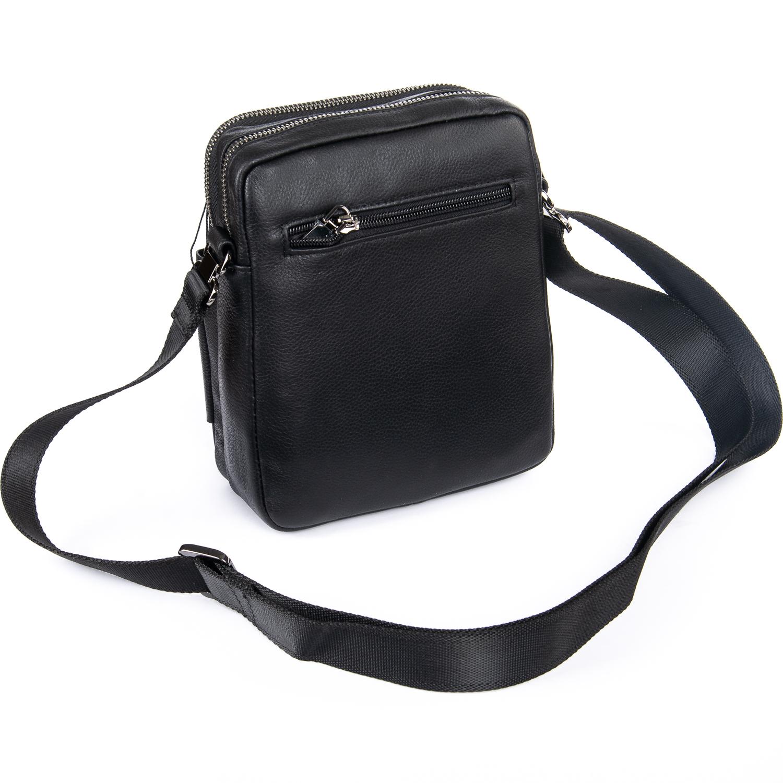 Сумка Мужская Планшет кожаный BRETTON BE 3513-5 black - фото 4