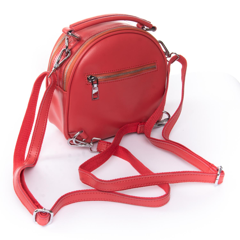 Сумка Женская Клатч кожа ALEX RAI 010-1 339 light-red - фото 4