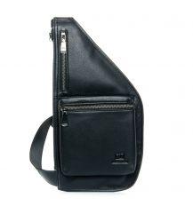 Рюкзак Городской кожаный BRETTON 1006-6 black