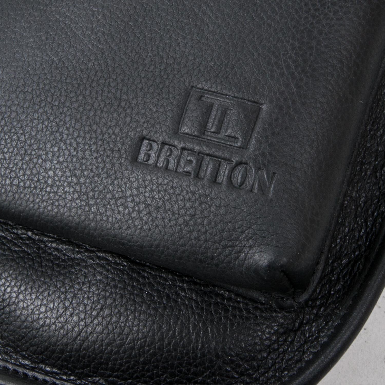 Рюкзак Городской кожаный BRETTON BE 1006-6 black - фото 3