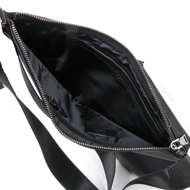 Рюкзак Городской кожаный BRETTON BE 1006-6 black - фото 5