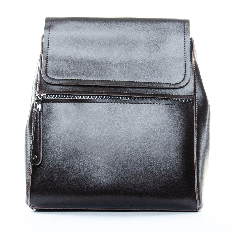 Сумка Женская Рюкзак кожа ALEX RAI 1-05 1005 brown