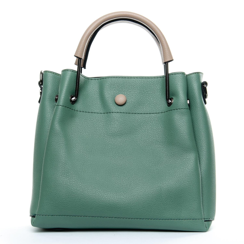Сумка Женская иск-кожа 1-01 1053 green