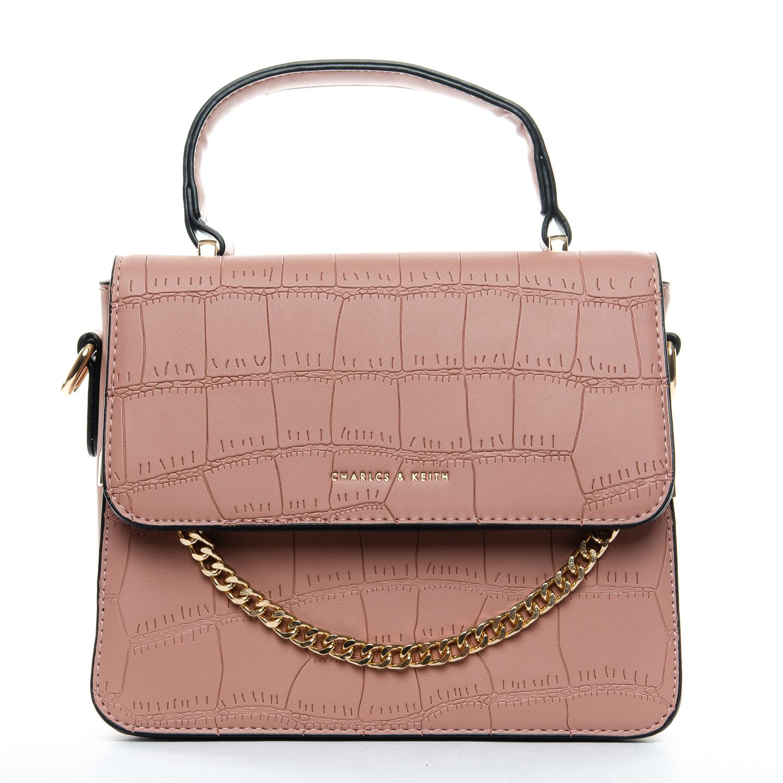Сумка Женская иск-кожа 1-01 16865 pink