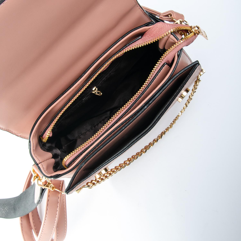Сумка Женская иск-кожа 1-01 16865 pink - фото 5