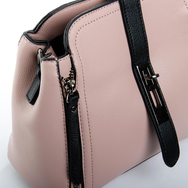 Сумка Женская иск-кожа 1-01 969 pink - фото 3