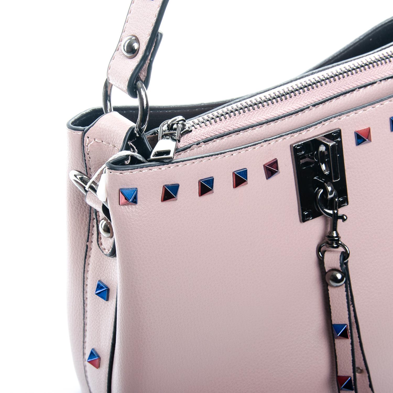 Сумка Женская иск-кожа 1-01 6947 pink - фото 3