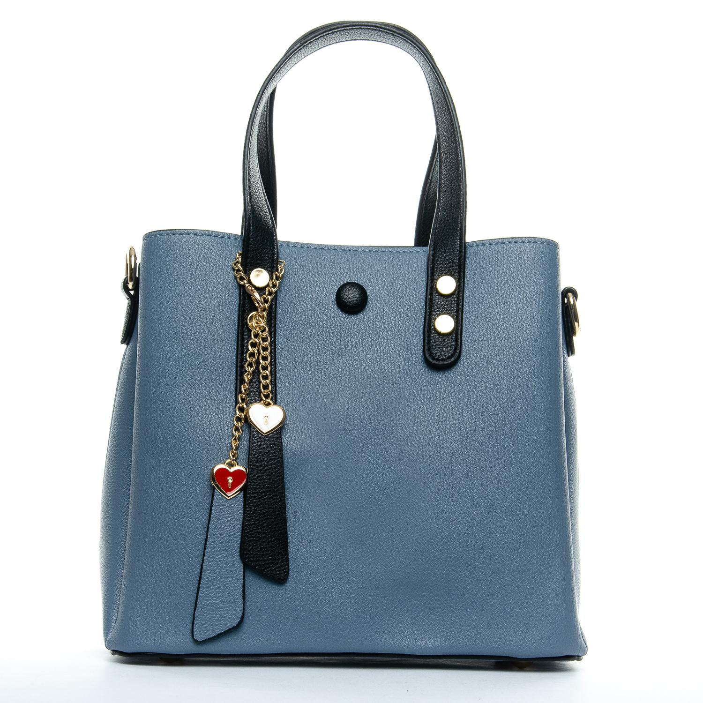 Сумка Женская иск-кожа 1-01 965-1 blue