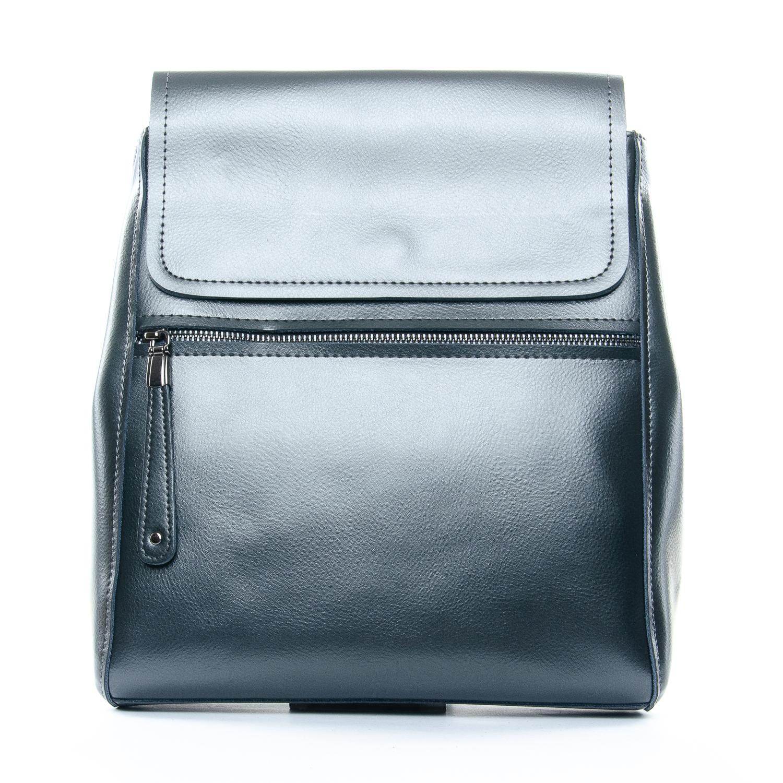 Сумка Женская Рюкзак кожа ALEX RAI 1-05 1005 bright-grey