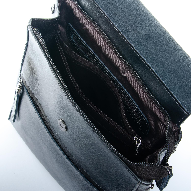 Сумка Женская Рюкзак кожа ALEX RAI 1-05 1005 bright-grey - фото 5