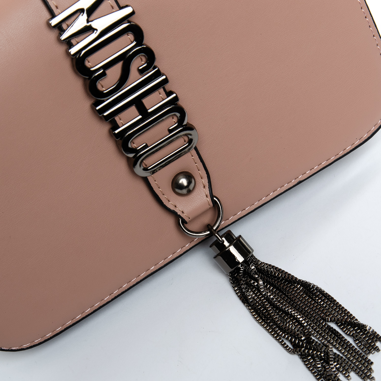 Сумка Женская иск-кожа 1-01 9805 pink - фото 3