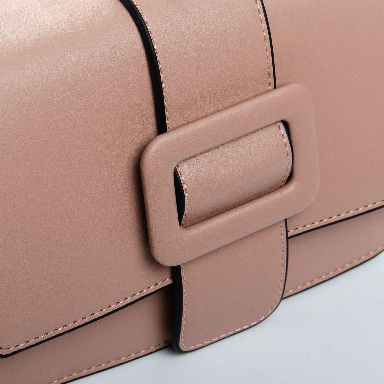 Сумка Женская иск-кожа 1-01 8973 pink - фото 3
