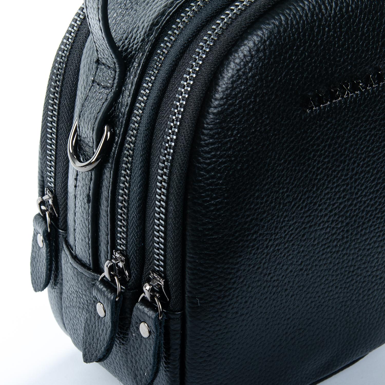 Сумка Женская Клатч кожа ALEX RAI 1-02 3902-1 black - фото 3