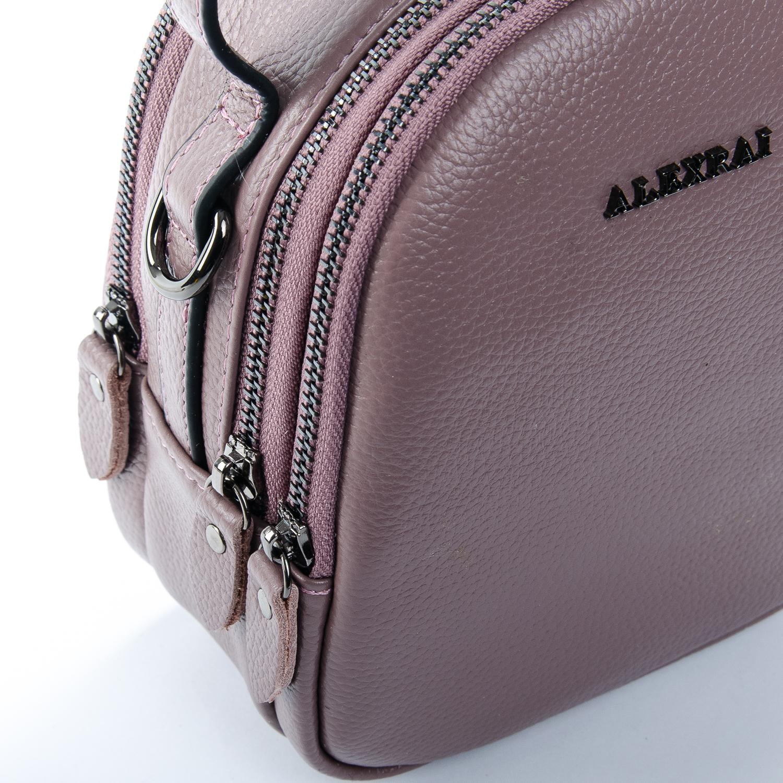 Сумка Женская Клатч кожа ALEX RAI 1-02 3902-3 purple - фото 3