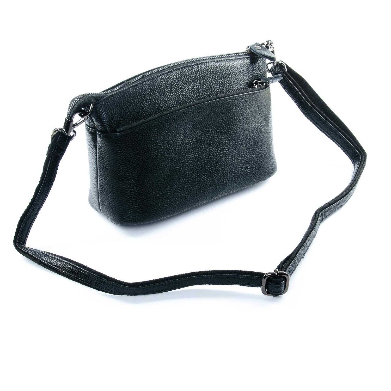 Сумка Женская Клатч кожа ALEX RAI 1-02 2907-1 black - фото 4