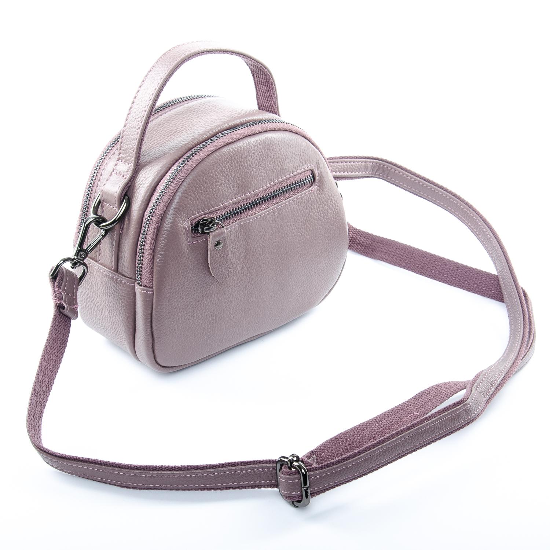 Сумка Женская Клатч кожа ALEX RAI 1-02 3901-3 purple - фото 4
