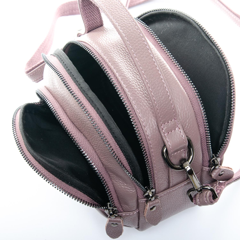 Сумка Женская Клатч кожа ALEX RAI 1-02 3901-3 purple - фото 5