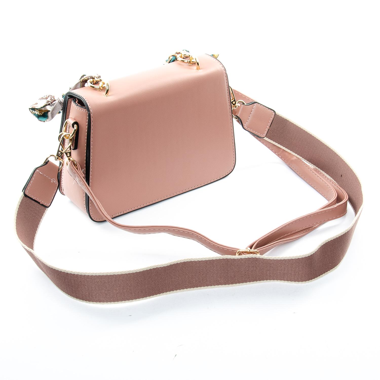 Сумка Женская Клатч иск-кожа FASHION 1-03 9702 pink - фото 4