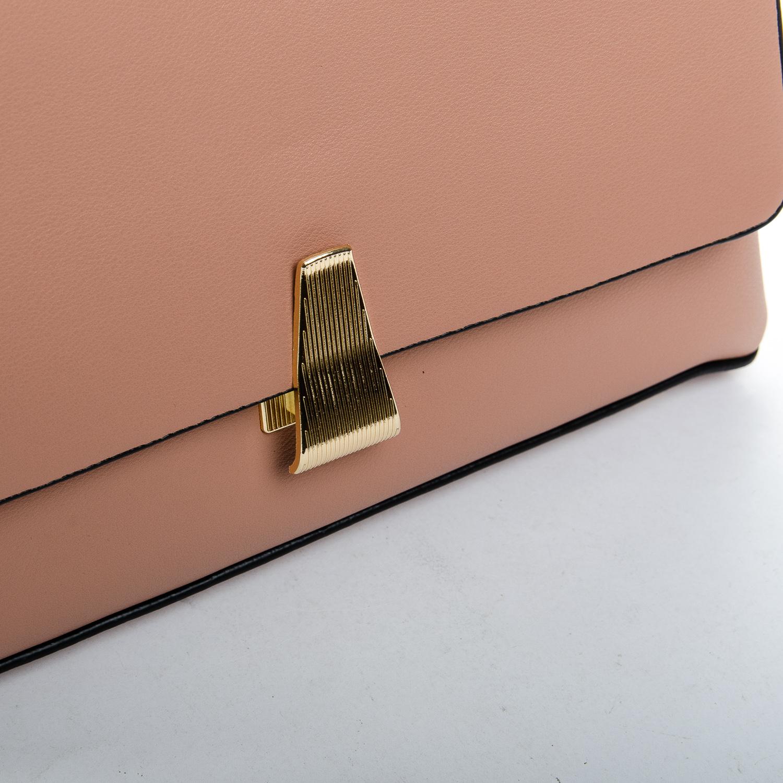 Сумка Женская Клатч иск-кожа FASHION 1-03 66027 pink - фото 3