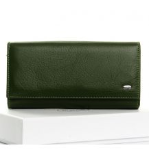 Кошелек Classic кожа DR. BOND W46 dark-green