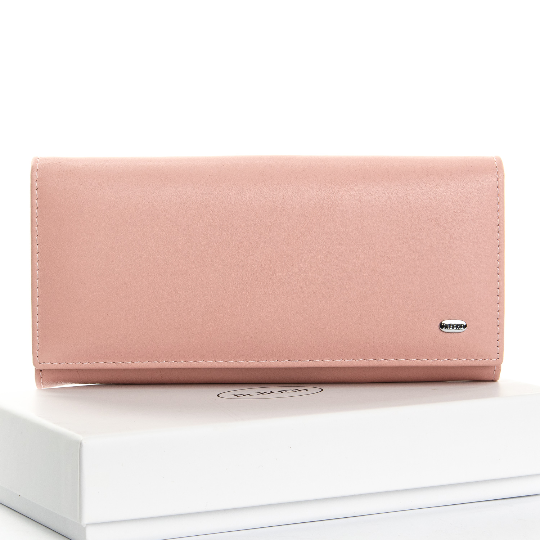 Кошелек Classic кожа DR. BOND W1-V-2 pink