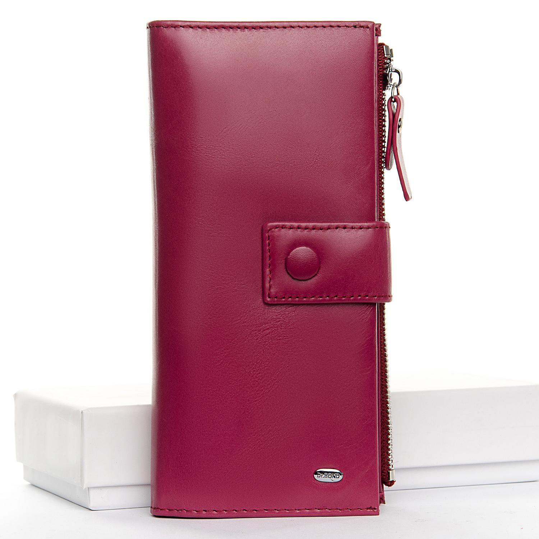 Кошелек Classic кожа DR. BOND WMB-1 purple-red