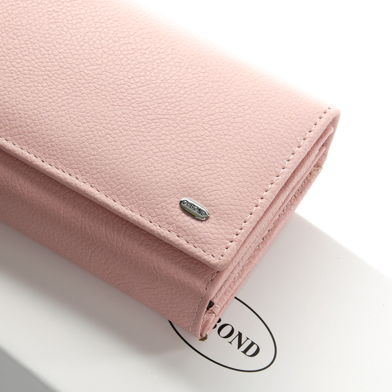 Кошелек Classic кожа DR. BOND W46-2 pink - фото 3