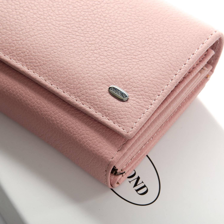 Кошелек Classic кожа DR. BOND W46 pink - фото 3