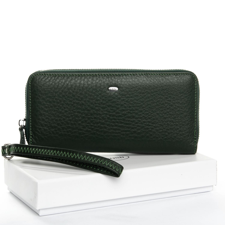 Кошелек Classic кожа DR. BOND W38 dark-green