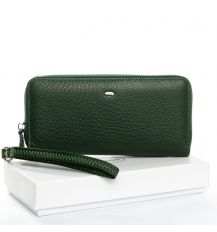 Кошелек Classic кожа DR. BOND W38 dark-green