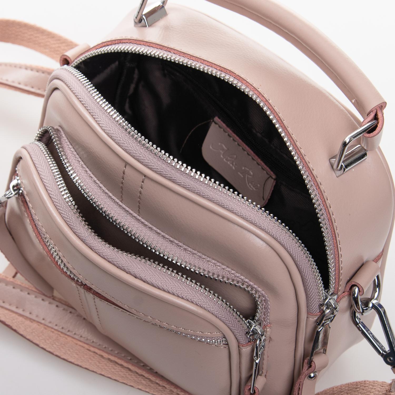 Сумка Женская Клатч кожа ALEX RAI 2-01 8802 pink - фото 5