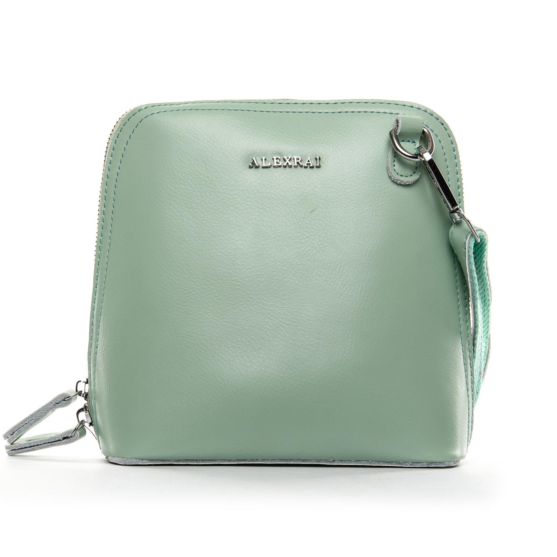 Сумка Женская Клатч кожа ALEX RAI 2-01 8803 light-green